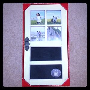 Other - Malden Classic Photo Frame & Chalk Board